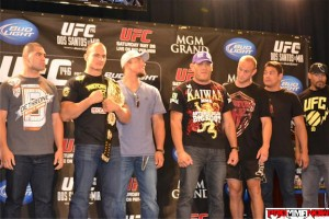 ufc 146 heavyweights-presser