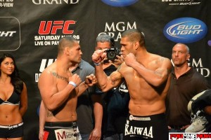 velasquez vs bigfoot