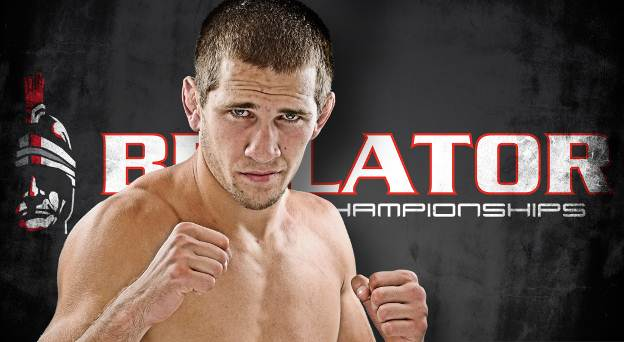 Bellator signs Russian phenom Alexander 'Tiger' Sarnavskiy