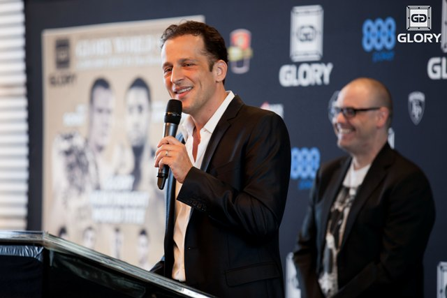 Kickboxing: GLORY World Series International has acquired the 'It's Showtime' promotion