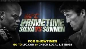UFC Primetime-Silva vs. Sonnen