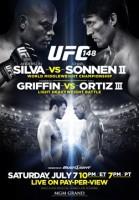 UFC_148_Event_Poster