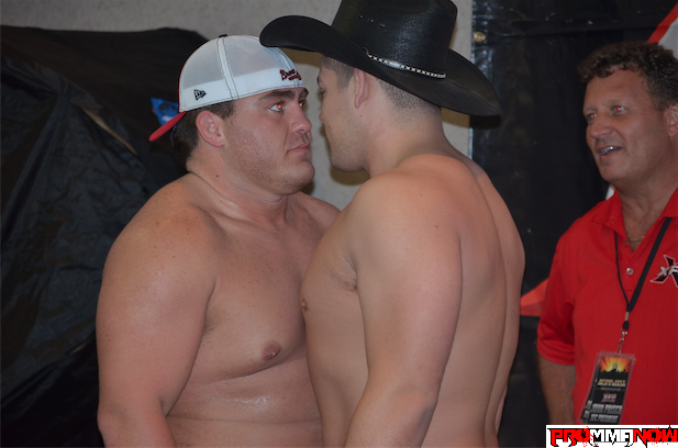 XFC 18 weigh-ins photo gallery