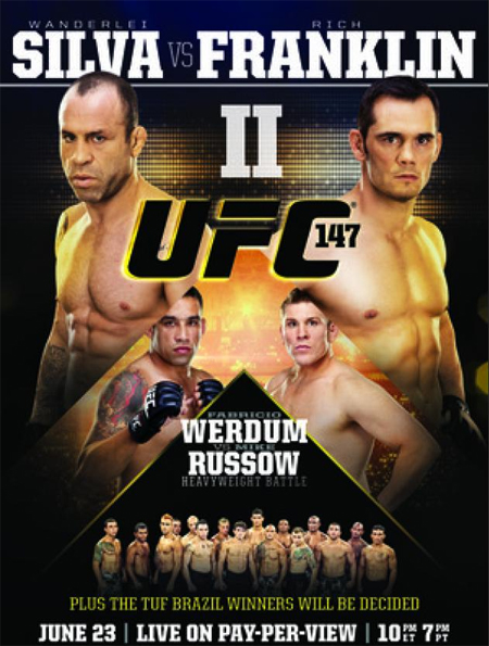 UFC 147 pre-fight press conference *VIDEO*