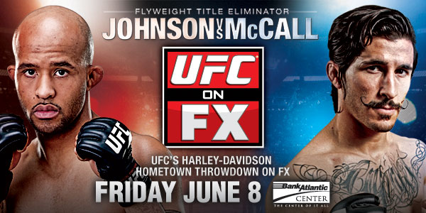UFC on FX 3 LIVE weigh-in results