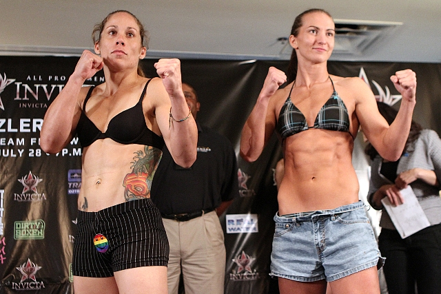 invicta fc 2 liz carmouche vs kaitlyn young mma forum ufc