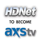 HDNet gone as AXS TV goes live July 2nd