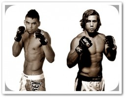 Renan Barao (left) will face Urijah Faber at UFC 149