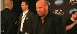 Dana White UFC on FOX 11 post-fight media scrum