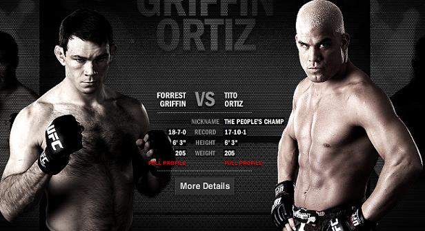 UFC 148 preview: Forrest Griffin looks to send Tito Ortiz into retirement with a loss