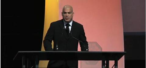 Video: Tito Ortiz UFC Hall of Fame Induction Ceremony