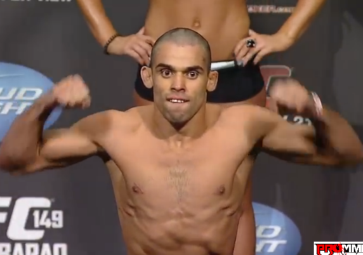 UFC 173 gets new championship main event with Barao vs. Dillashaw, Lawler vs. Ellenberger also added