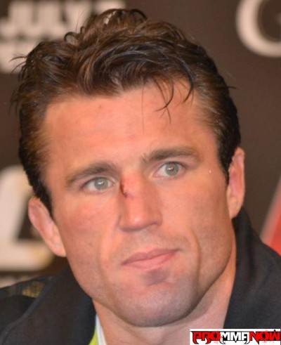 Chael Sonnen: 'Hey Rampage, why don't you stick to making box office disasters and driving the wrong way down the freeway'