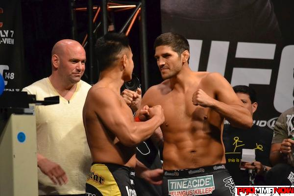 UFC 148 main card recap: Cung Le decisions Patrick Cote to earn first UFC win