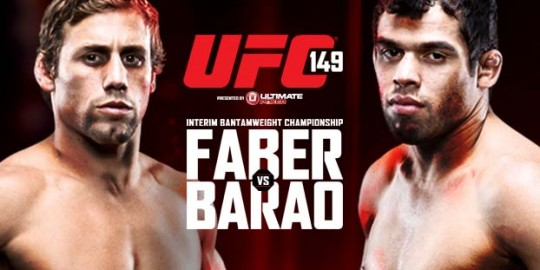UFC 149: Faber vs. Barao extended video preview