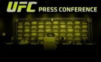 ufc press conference-live stream