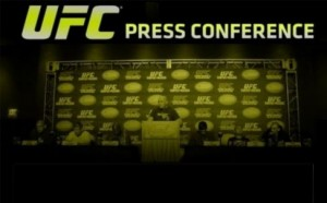 'UFC on FOX 12: Lawler vs. Brown' post-fight press conference live stream and replay
