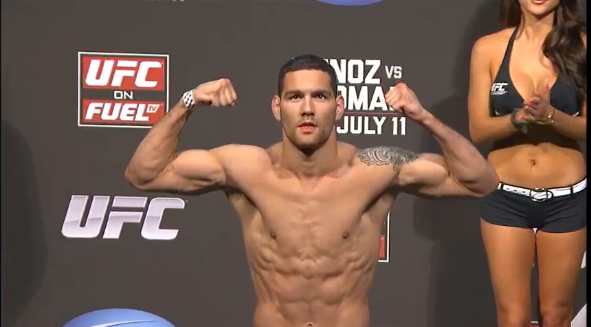 Chris Weidman not ready for title shot, but is Chael Sonnen 2.0