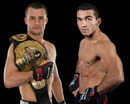 Bellator 73: Curran vs. Pitbull for featherweight title on August 24th in Mississippi