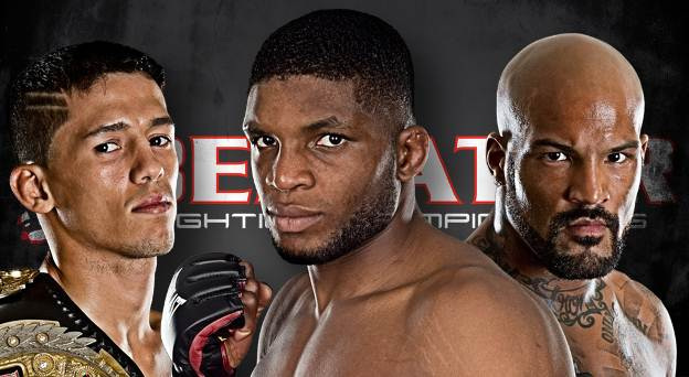 Bellator 79: Dantas, Daley, and Ford will headline November 2nd event
