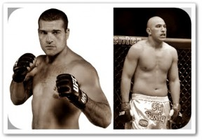 Shogun Rua (left) will face Brandon Vera at UFC on FOX 4