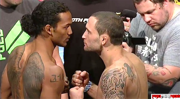 UFC 150: Frankie Edgar was not robbed against Ben Henderson