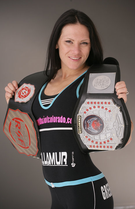 Cat Zingano rejoins Invicta FC 3 event following Strikeforce cancellation