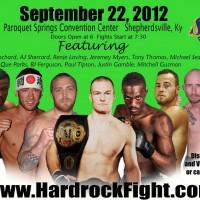 Hardrock MMA 50