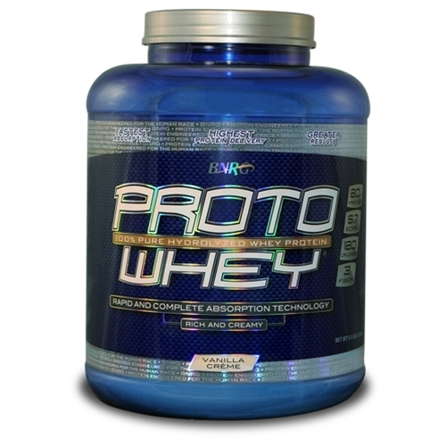 Product review – BNRG Proto Whey protein powder