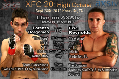 XFC-20-Lorenzo-Borgomeo-vs-Eric-Reynolds-Live-on-AXStv