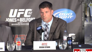 Could Brian Stann become the next Joe Rogan?