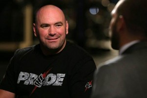 Dana White talks Scott Coker running Bellator, Fighter Pay, Jon Jones, and more