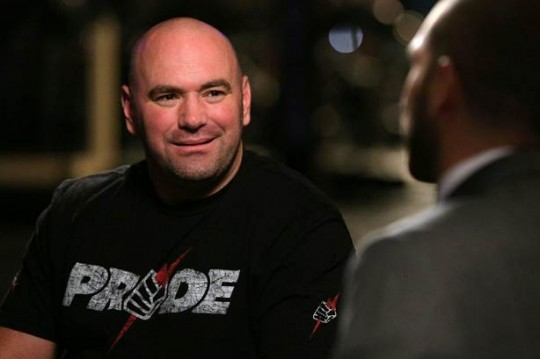 Dana White to Jon Jones: 'Greg Jackson is not your family'