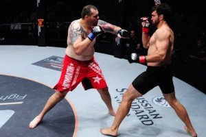 Tim Sylvia vs. Andreil Arlovski at ONE FC
