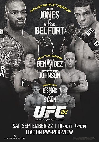 UFC 152: Jones vs. Belfort extended video preview