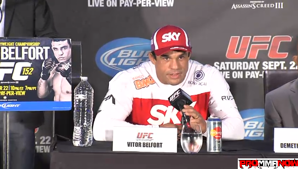 UFC on FX 8 bonuses: Belfort, Souza, Martins and Larsen take home $50K
