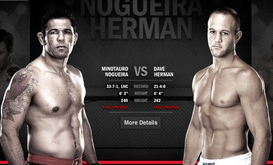 UFC 153 preview: Antonio Rodrigo Nogueira returns from injury to face Dave Herman