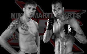 XFC hill vs thomas