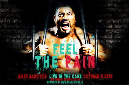 Dave Bautista gets new opponent at 'Real Pain' this Saturday