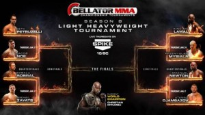 Bellator LHW Tournament