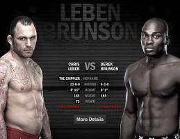 Leben vs Brunson