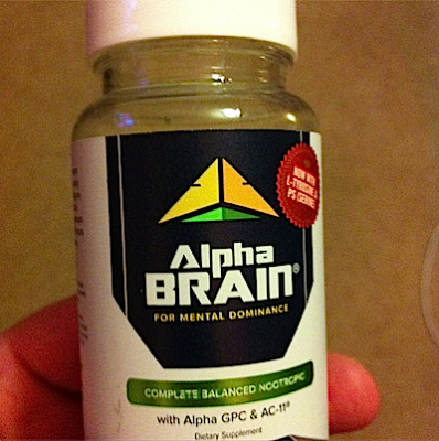 Product Review Alpha Brain