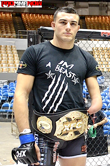 Nick Newell receives BJJ black belt | VIDEO