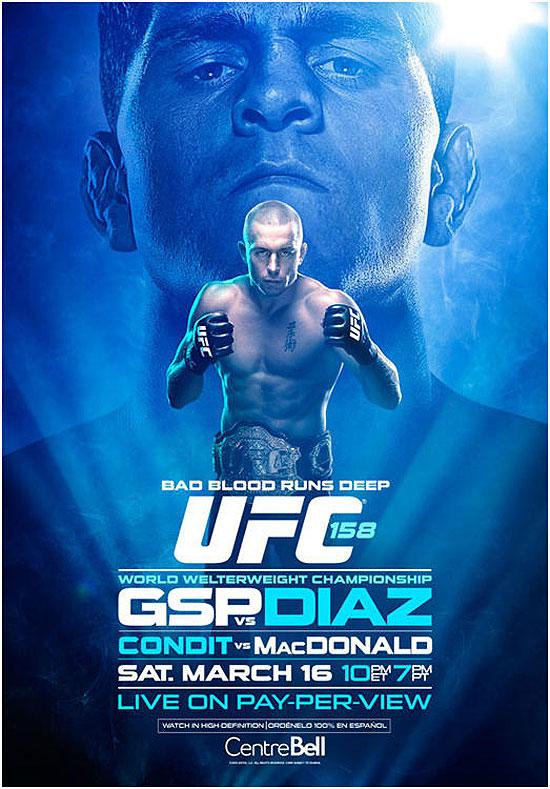 UFC 158, ProMMAnow.com