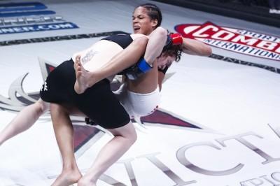 Sarah D'Alelio vs Amanda Nunes