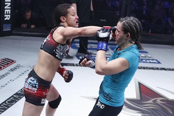 Shayna Baszler vs Alexis Davis