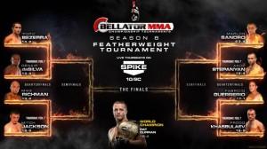 Bellator Featherweight Tourney