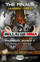 Bellator-Jansen vs Held