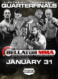 Bellator MMA Jan. 31