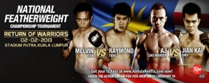 ONE FC Featherweight Tournament